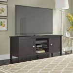 Espresso Oak 65 Inch TV Stand – Broadview
