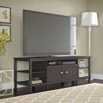 Espresso Oak 75 Inch TV Stand – Broadview