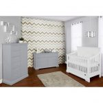 Evolur Parker 5 in 1 Convertible Crib