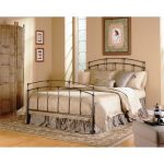 Fenton King Metal Bed