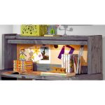 Fort Driftwood Rustic Desk Corral