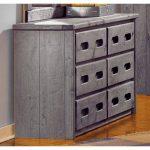 Fort Driftwood Rustic Dresser