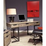 Fossil Brown Writing Desk – Harper Point