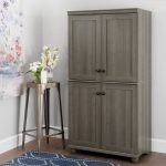 Four-Door Storage Armoire – Hopedale