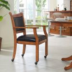 Game Chair with Casters – Reynolds