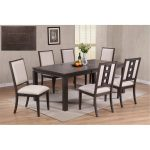 Gray 5-Piece Contemporary Dining Set – Hartford