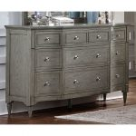 Gray Classic Traditional Dresser – Albright