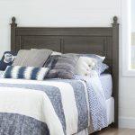 Gray Maple Full/Queen Headboard (54/60 Inch ) – Noble