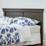 Gray Maple Full/Queen Headboard (54/60 Inch) – Vintage