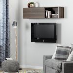 Gray Maple Wall Mounted Storage Unit – City Life