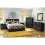 Gray Oak 6-Drawer Double Dresser – Tao