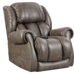 Gray Power Recliner – Atlantis