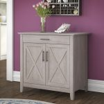 Gray Storage Cabinet – Key West