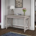Gray Writing Desk (48 Inch) – Key West
