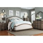 Havana 6 Piece King Bedroom Set – Parliament Collection
