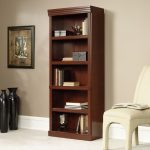 Heritage Hill Classic Cherry Library Bookcase