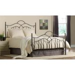 Hillsdale Bronze King Metal Bed – Oklahoma
