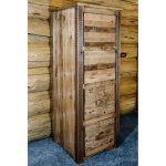 Homestead 4 Drawer File Cabinet