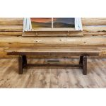 Homestead 6′ Plank Style Bench