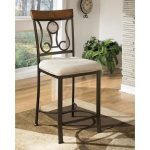 Hopstand Brown Counter Stool (Set of 4)