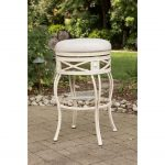 Indoor-Outdoor Swivel Counter Stool – Callen