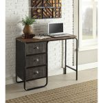 Industrial Desk – Locker