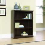 Jamocha 3-Shelf Bookcase