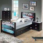 Kickflip Twin Bed