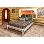 King Platform Bed – Montana