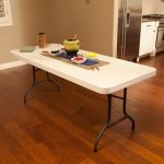 Lifetime Products 6 ft. Almond Banquet Table