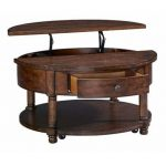 Lift Top Wood Coffee Table – Attic Heirloom