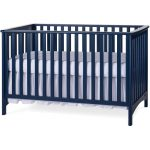London Blue Stationary 3-in-1 Crib