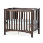London Slate 2-in-1 Mini Crib