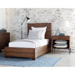 Magnolia Home Furniture Brown Twin Bed – Framework