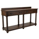 Magnolia Home Furniture Spool Leg Sideboard