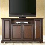 Mahogany 60 Inch TV Stand – Alexandria