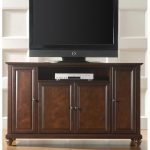 Mahogany 60 Inch TV Stand – Cambridge