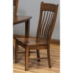 Maple Toffee Dining Room Chair – Buckeye Collection