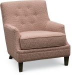 Maxwell Coral Accent Chair – Fredrick