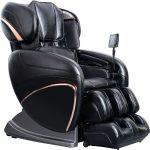 Midnight Black 3-Piece Massage Chair