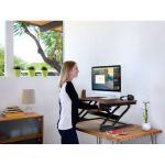 Mocha Bamboo LIFT35 Sit-Stand Desk