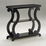 Modern Contemporary Black End Table – Lucy