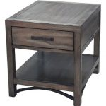 Modern End Table – Oakland