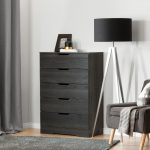 Modern Farmhouse Gray Oak Chest of Drawers – Holland