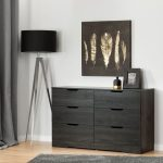 Modern Farmhouse Gray Oak Dresser – Holland