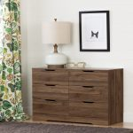 Modern Farmhouse Walnut Dresser – Holland