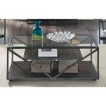 Modern Glass Coffee Table – Arista