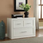 Modern White Lateral File – Catalina