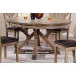 Mushroom Round Dining Table – Grandview