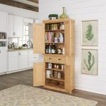 Nantucket Natural Maple Pantry